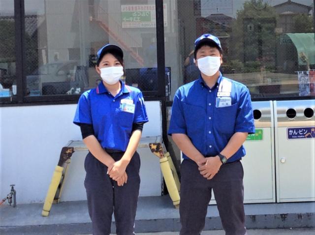 ENEOS 諏訪野町給油所の画像・写真