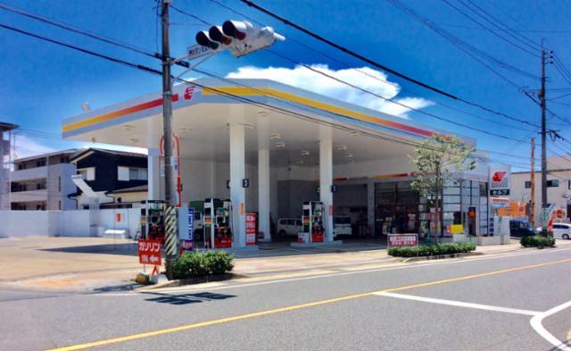 出光 紫原給油所の画像・写真