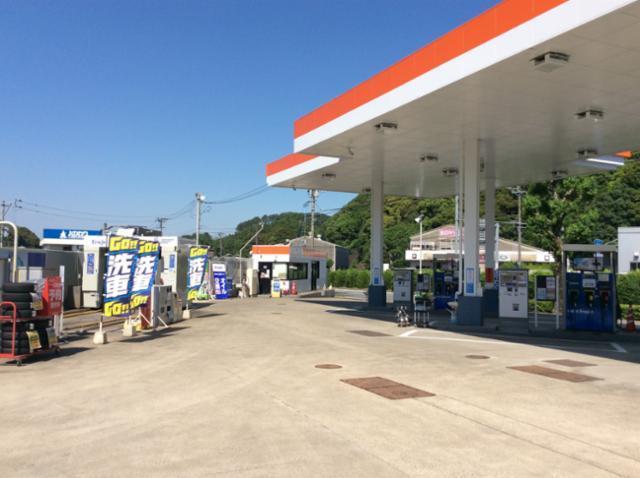 ENEOS 多良見給油所の画像・写真